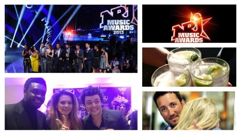 Dans les coulisses des nrj music awards dpb agency for Dpb agency