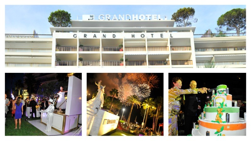 50 ans grand h tel cannes dpb agency for Dpb agency