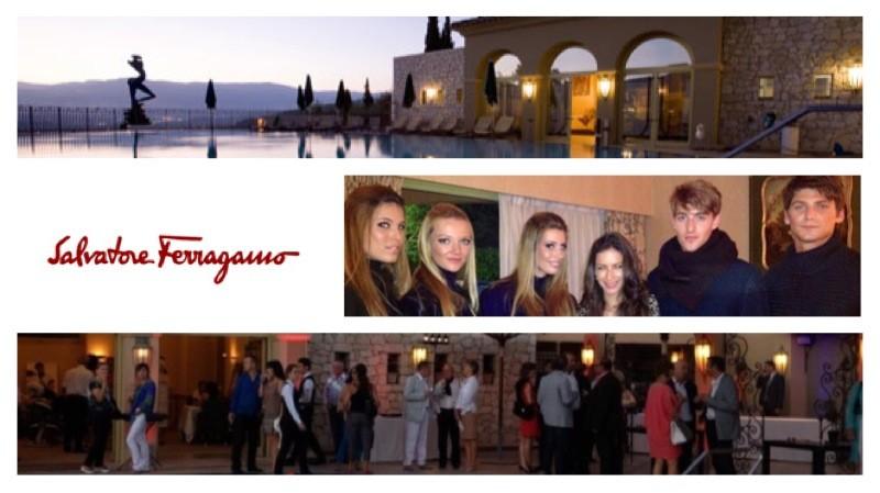 Défilé Ferragamo - Dans la peau d'une blogueuse
