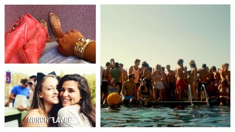 Pool Party 3.14 CANNES - Dans la peau d'une blogueuse