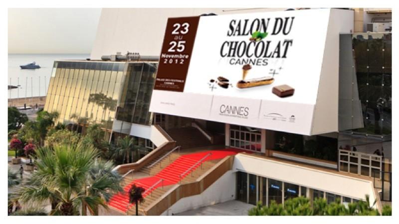 2 me edition salon du chocolat de cannes dpb agency for Dpb agency