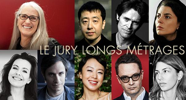 Jury festival de Cannes DPB
