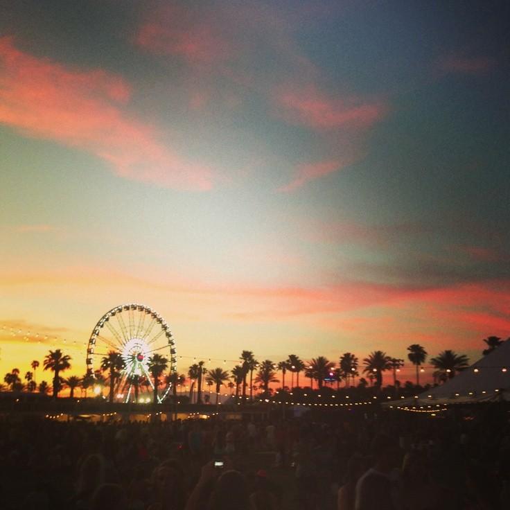Coachella Dans la peau d'une blogueuse