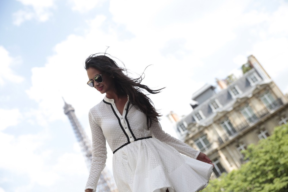 Ma rencontre avec hannah la plus parisienne des cariocas for Dpb agency