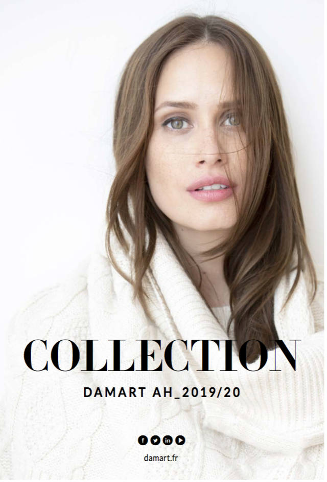 beauty buy cheap hot products WINTER IS COMING : COLLECTION DAMART_AH 2019/2020