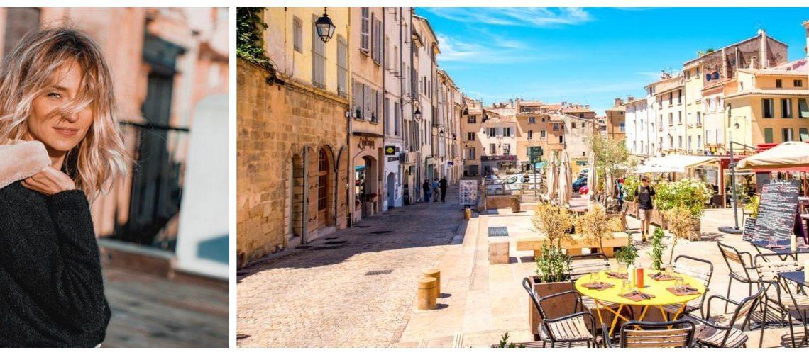 Le travel guide d'Aix-en-Provence par @lamodeaixoise