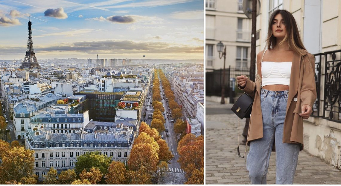 Le travel guide de Paris par @adelinerbr