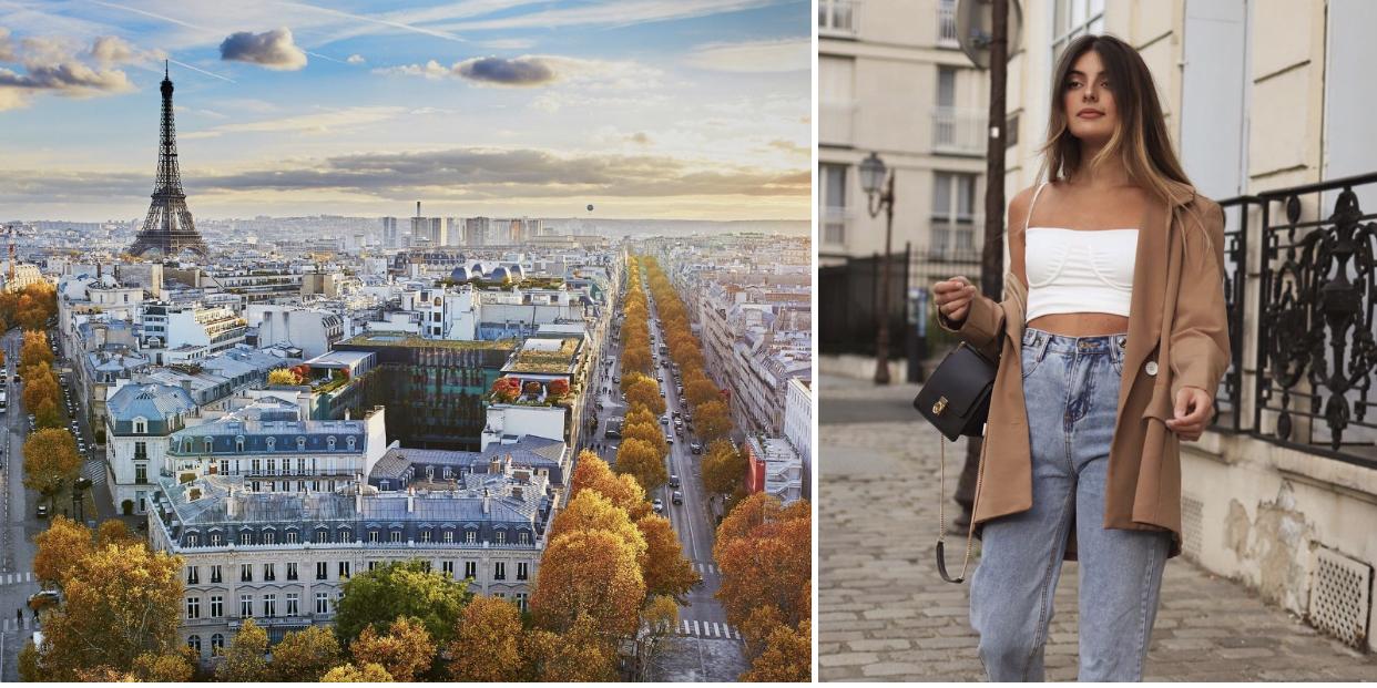 Le travel guide de Paris par @adelinerbr
