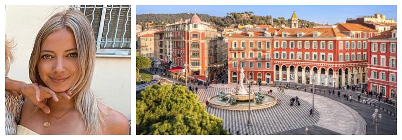 Le travel guide de Nice par @Leslie_dasc