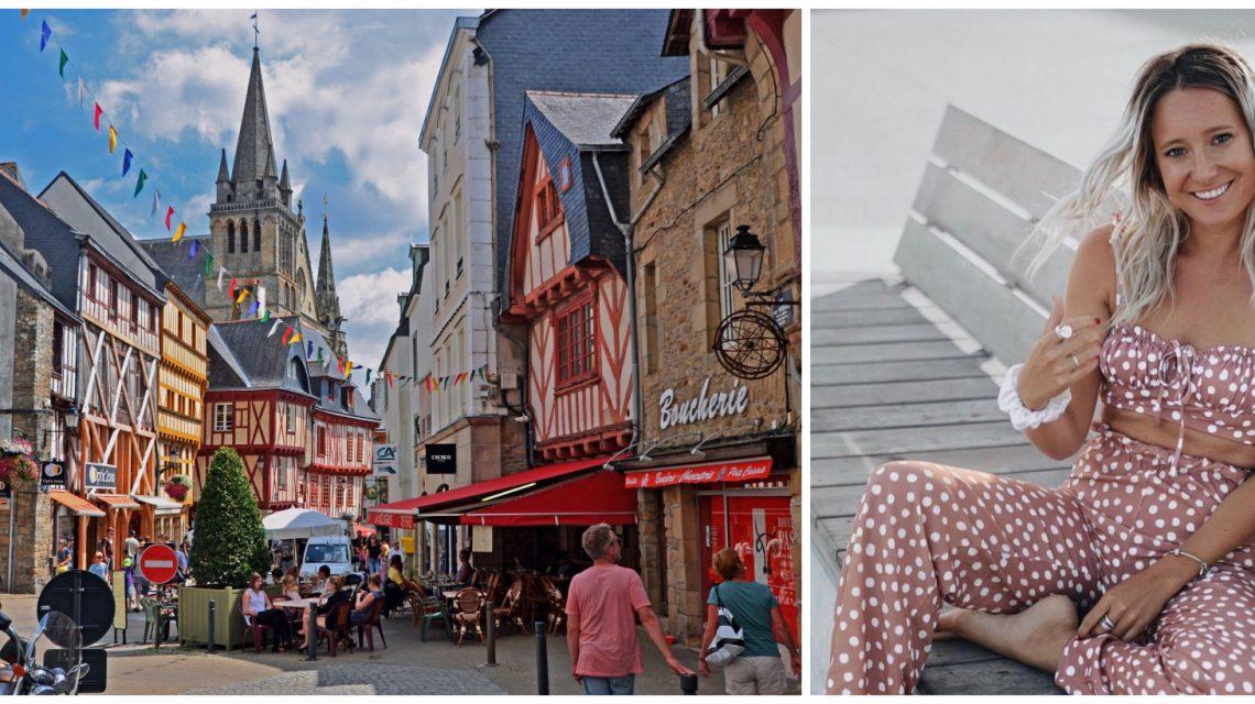 Le travel guide de Vannes par @madebyceylan