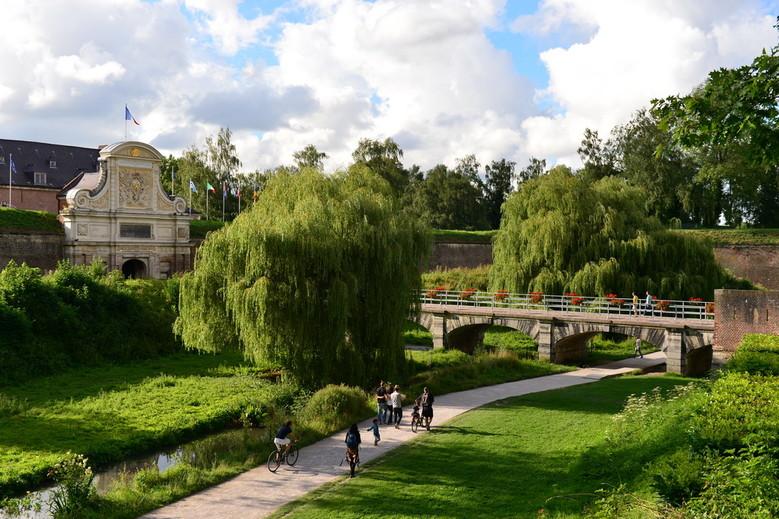 Promenade de la citadelle Lille