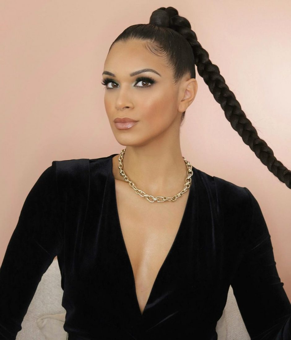 influenceuse beauté, mode, lifestyle Célia Dahan